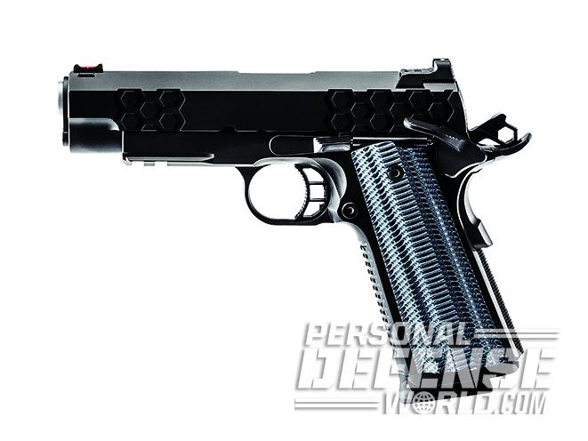 STI HEX Tactical SS 4.0 PISTOL left profile