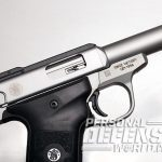 Smith & Wesson SW22 Victory pistol slide