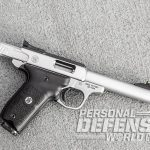 Smith & Wesson SW22 Victory pistol right profile