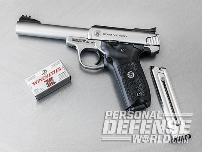 Smith & Wesson SW22 Victory pistol magazine