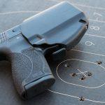 Safariland Model 571GLS holster target