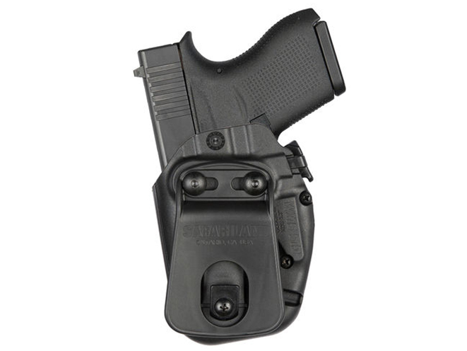 Safariland Model 571 GLS holster left profile