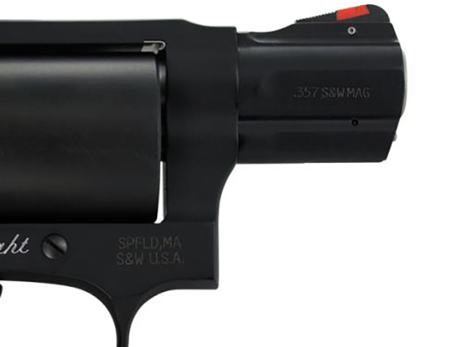 Smith & Wesson Model 360 357 Magnum revolver barrel