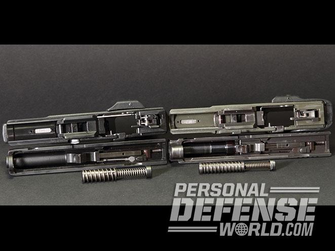 Springfield XD pistol recoil spring