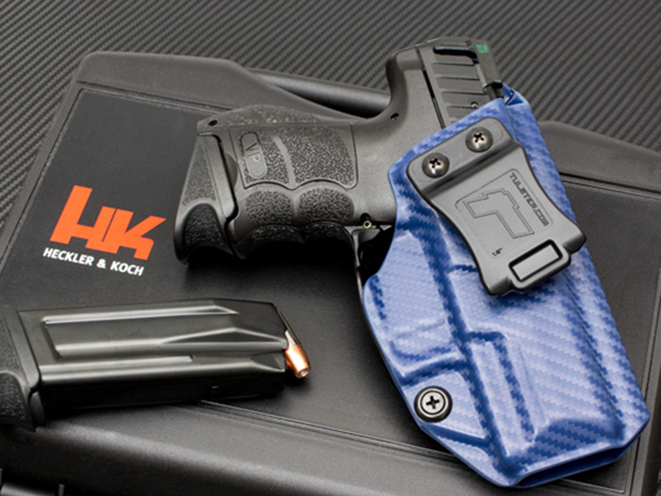 Tulster HK VP9SK holster blue
