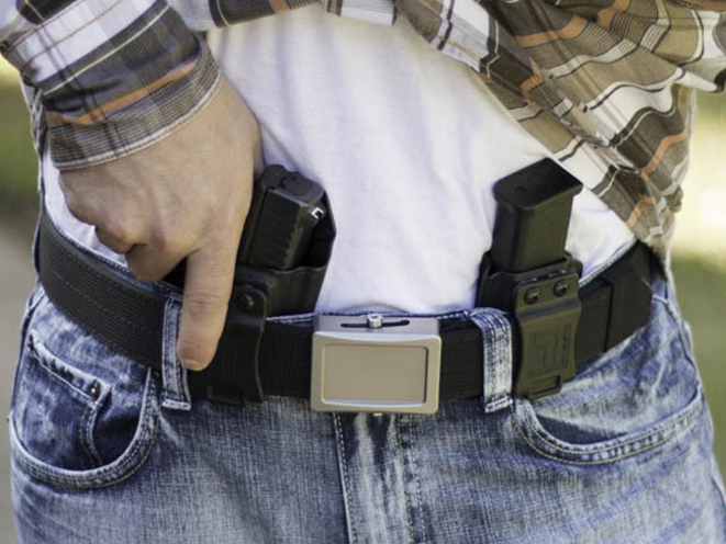 Tulster HK VP9SK concealed carry holster