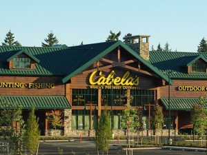 cabela's bass pro shops merger