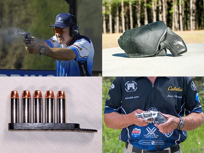 jerry miculek revolvers