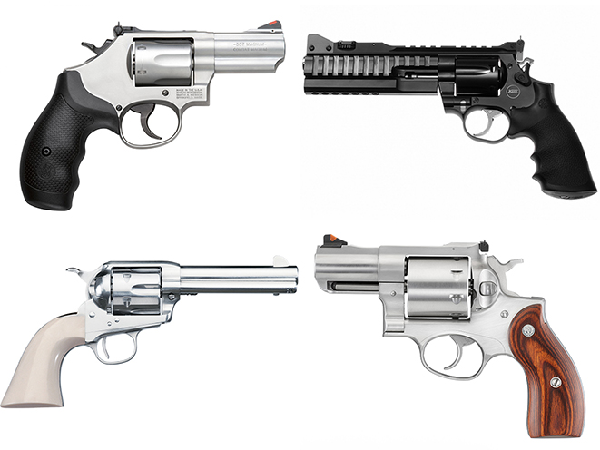 Hot Wheels: 23 New Revolvers Hitting the Marketplace in 2017