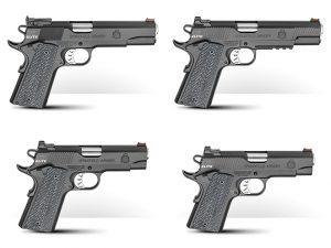 Springfield RO Elite pistols