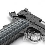 STI HEX Tactical SS 4.0 PISTOL thumb safety