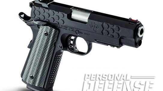 STI HEX Tactical SS 4.0 PISTOL
