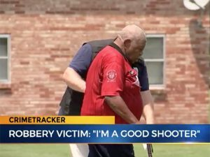 Tennessee armed robber