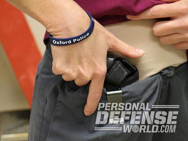 healthcare providers iwb holster