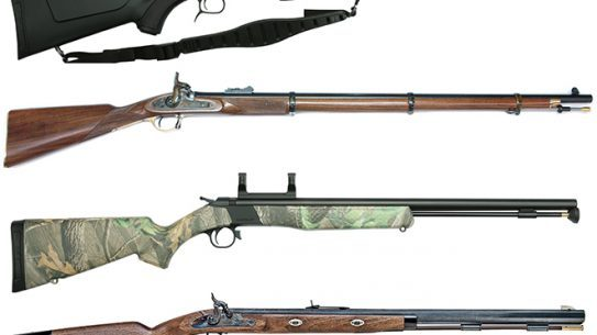 NEW BLACK POWDER GUNS FOR 2017