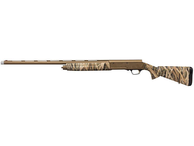 Browning Wicked Wing a5 left profile