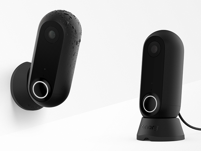 canary camera security system