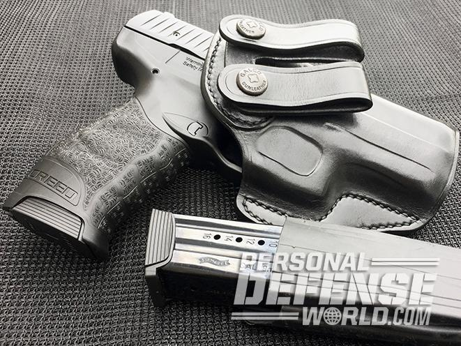 Walther Creed pistol holsters