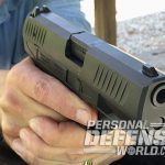 Walther Creed pistol bore axis