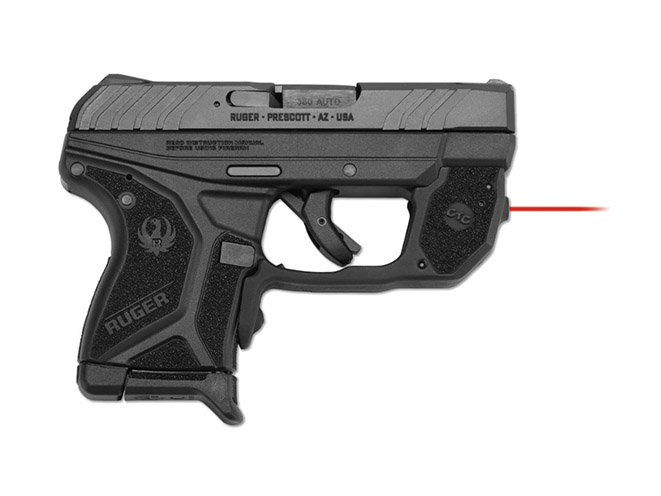 Crimson Trace LG-497 red laser for ruger lcp ii