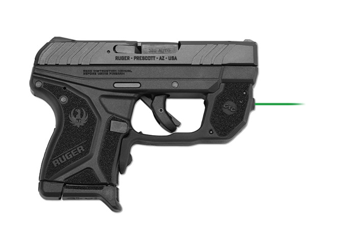 Crimson Trace LG-497G for ruger lcp ii