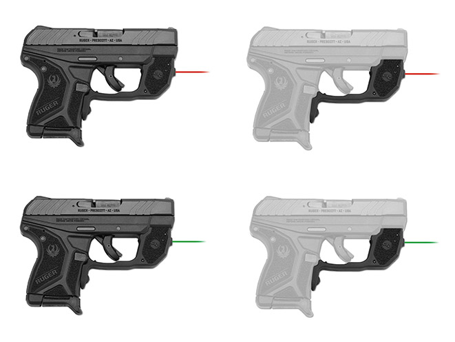 Crimson Trace Offers Shooters 2 Laserguards for the Ruger LCP II