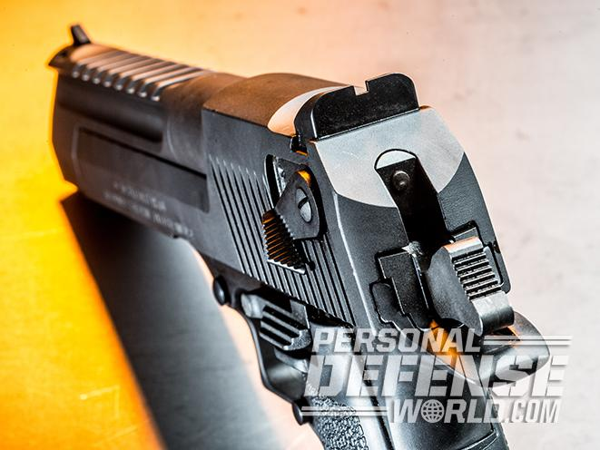 Magnum Research Desert Eagle Combo Caliber Pack hammer and sight
