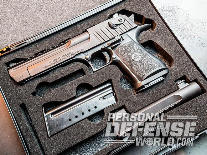 Magnum Research Desert Eagle Combo Caliber Pack case