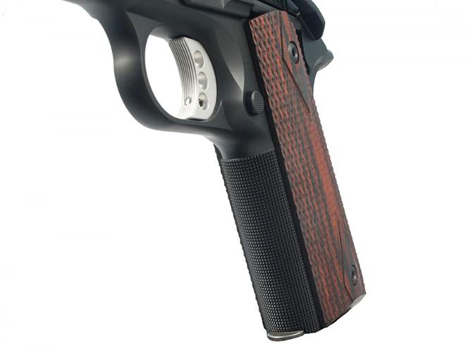 Ed Brown LS10 pistol grip