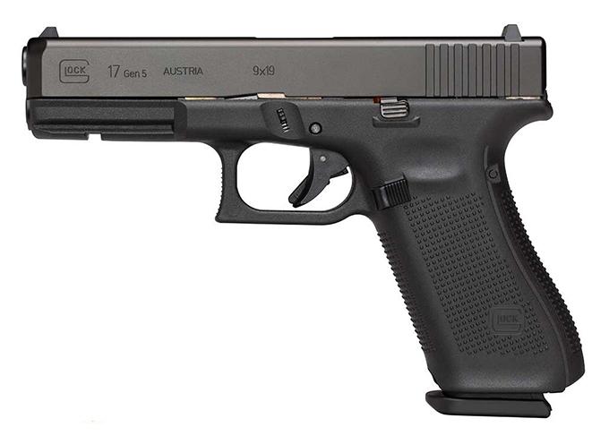 Glock gen5 glock 17 pistol