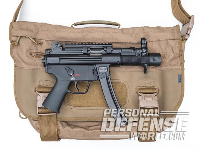 HK SP5K pistol bag