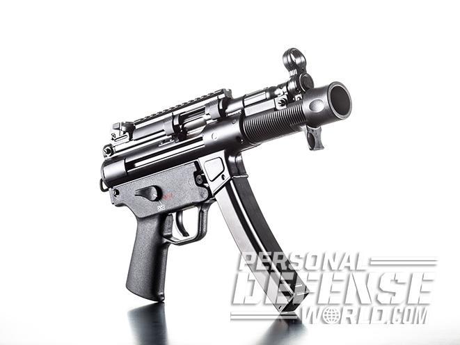 HK SP5K pistol