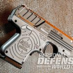 Heizer Defense PKO-45 pistol right profile