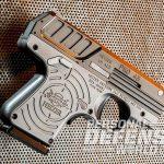 Heizer Defense PKO-45 pistol right profile