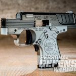 Heizer Defense PKO-45 pistol slide