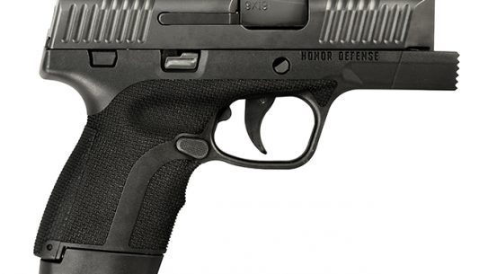 Honor Defense Honor Guard FIST pistol right profile