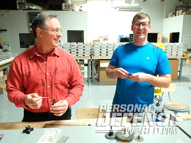 Honor Defense Honor Guard FIST pistol build