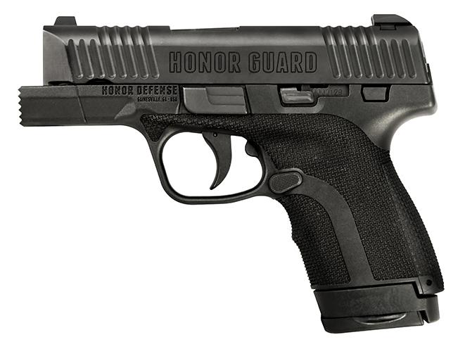 Honor Defense Honor Guard FIST pistol left profile