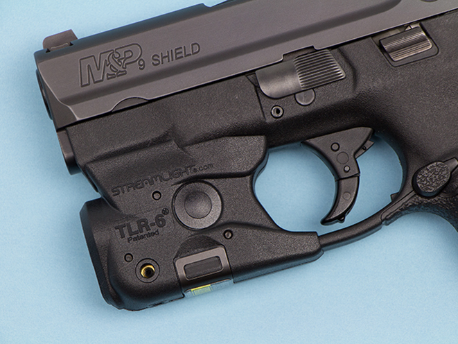 Streamlight TLR-6 for m&p shield