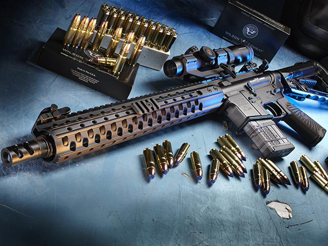 ar rifle ammo