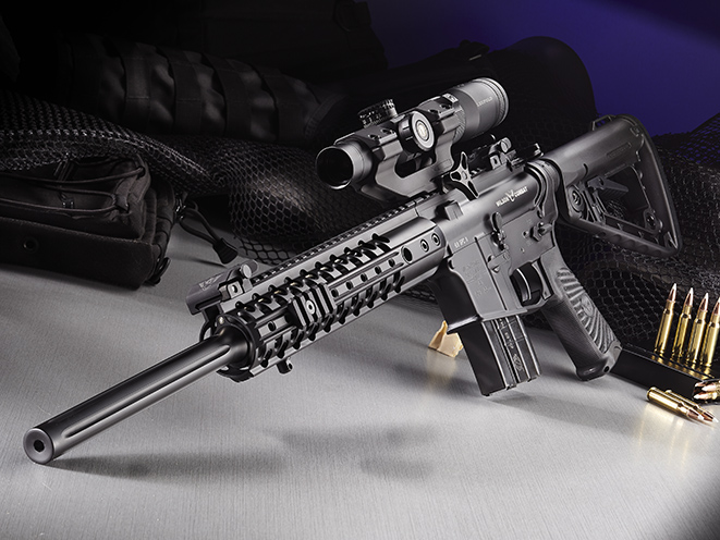 ar rifle 6.8 SPC upper