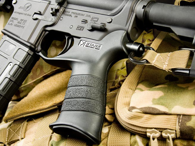 ar rifle stark sling grip