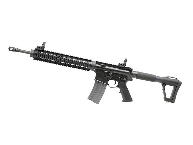ar rifle m4 SOCOM stock