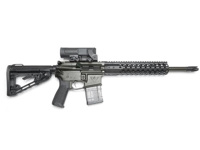 ar rifle in 458 socom