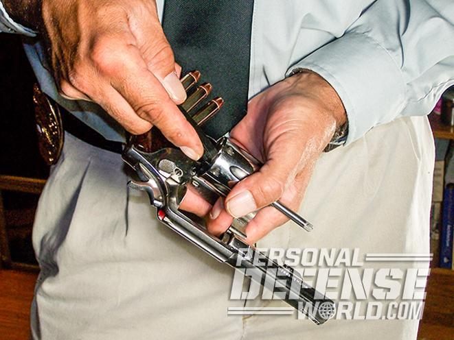 revolvers loading