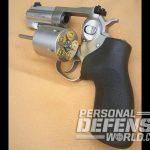 Ruger GP100 .44 Special revolver cylinder