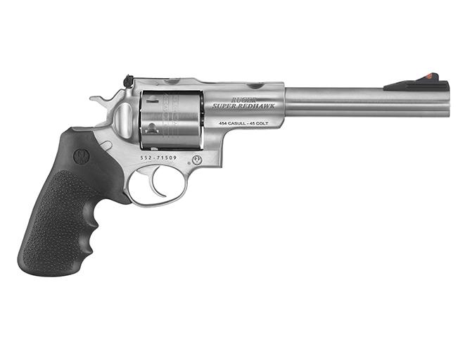 Ruger Super Redhawk hunting revolvers