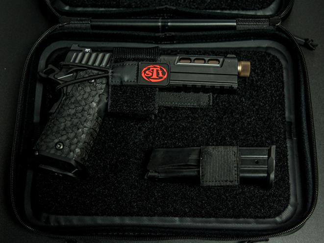 STI pistol Case sti gun
