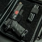 STI pistol Case different angle