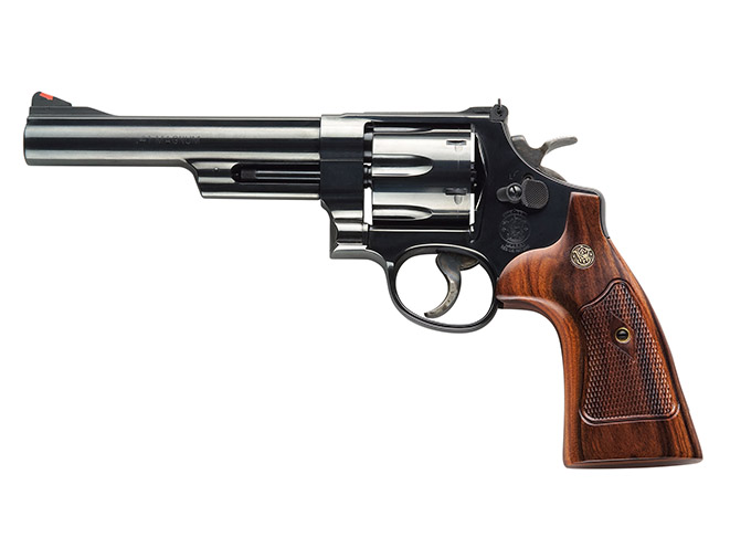 S&W Model 57 hunting revolvers